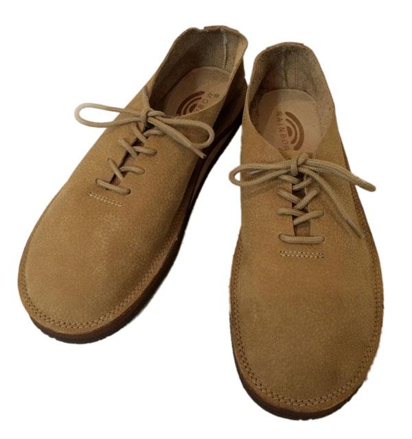 レインボーサンダル 【RAINBOW SANDALS】 モカシューズ Mocca Shoes SIERRA BROWN