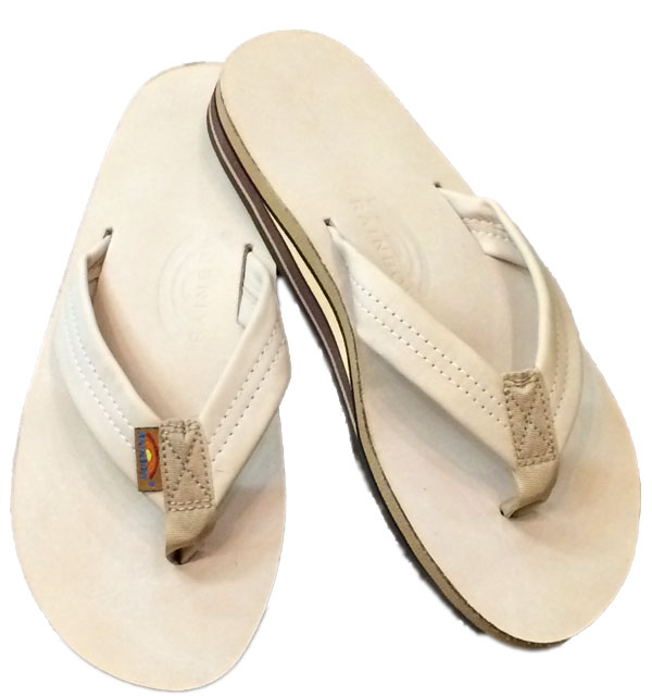 レインボーサンダル 【RAINBOW SANDALS】  Double Layer Premier Leather with Arch Support ダブルレイヤー プレミアムレザー SAND