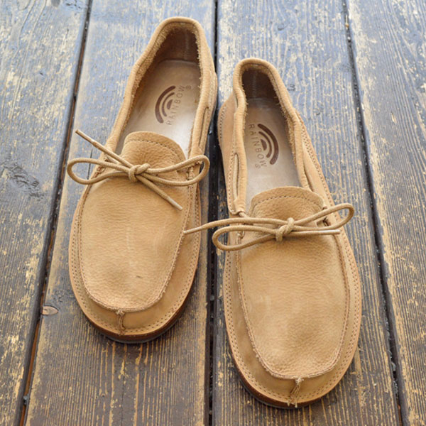 レインボーサンダル RAINBOW SANDALS モカローファー Mocca Loafers SIERRA BROWN