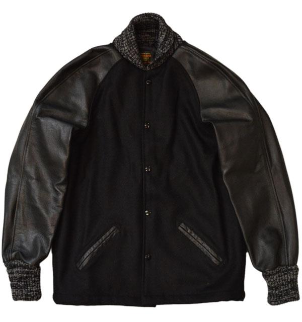 スクーカム 【SKOOKUM】 ファラオコート PHARAOH COAT BLACK×BLACK