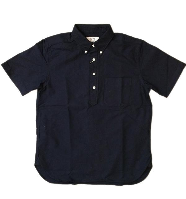 ソンタク 【SONTAKU】 OXFORD BD PULLOVER SHIRTS オックスフォードボタンダウンプルオーバーシャツ NAVY