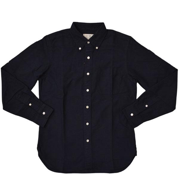 ソンタク 【SONTAKU】 OXFORD BD SHIRTS オックスフォードボタンダウンシャツ NAVY