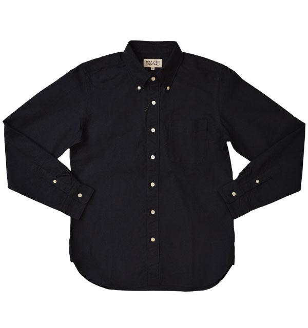 ソンタク SONTAKU 洗いざらしオックスフォードBDシャツ OXFORD BD SHIRTS HD99293 NAVY