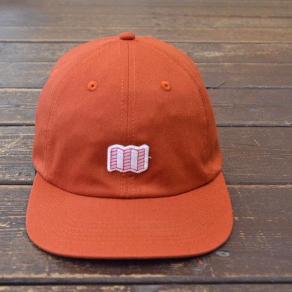 トポデザインズ TOPO DESIGNS ミニマップハット 6Pキャップ MINI MAP HAT CLAY