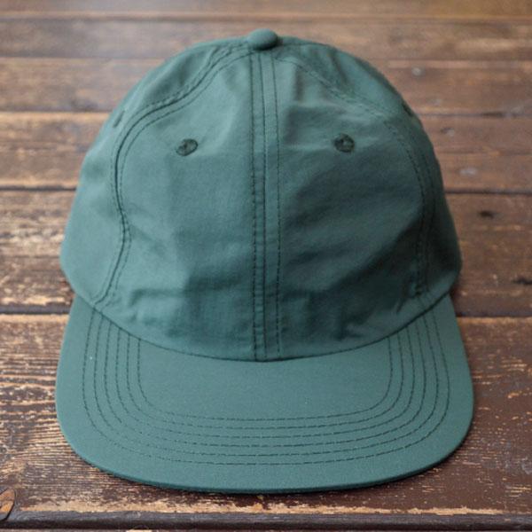 トポデザインズ TOPO DESIGNS ナイロン 6Pキャップ NYLON BALL CAP FOREST