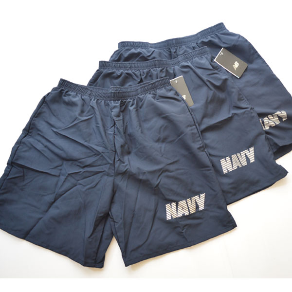 US Navy Deadstock PT Shorts by Newbalance デッドストック Newbalance社製 アメリカ海軍 フィジカルトレーニングショーツ