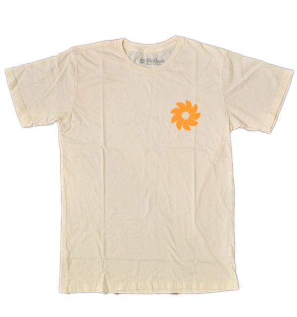 モラスク 【MOLLUSK】 プリントTシャツ OJAI TEE MADE IN USA