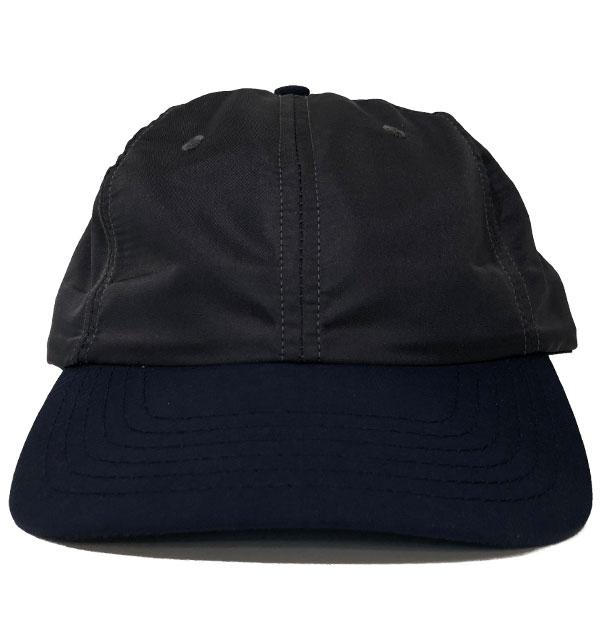 ニューイングランドキャップ 【NEW ENGLAND CAP】 ナイロンベースボールキャップ NEC NAVY