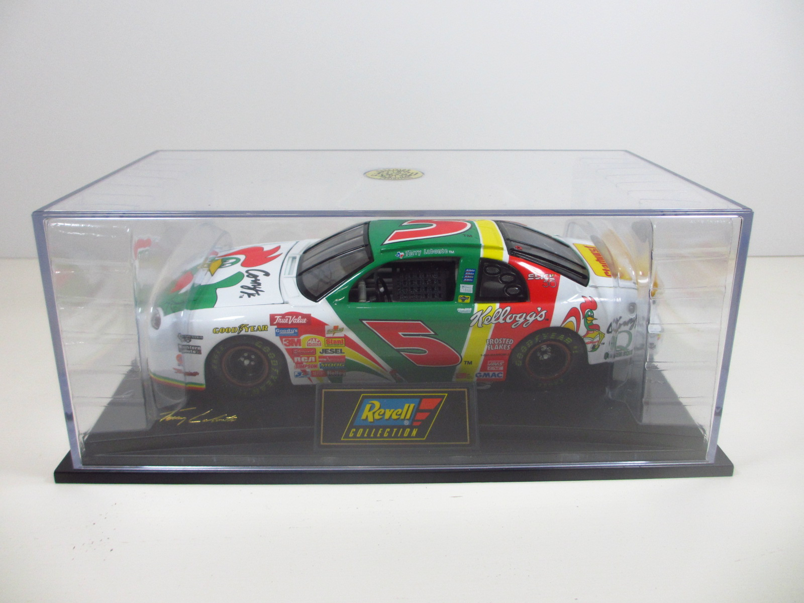 1/24  Revell  1998  #5 Terry Labonte  Kellogg's  ケロッグ 24-108