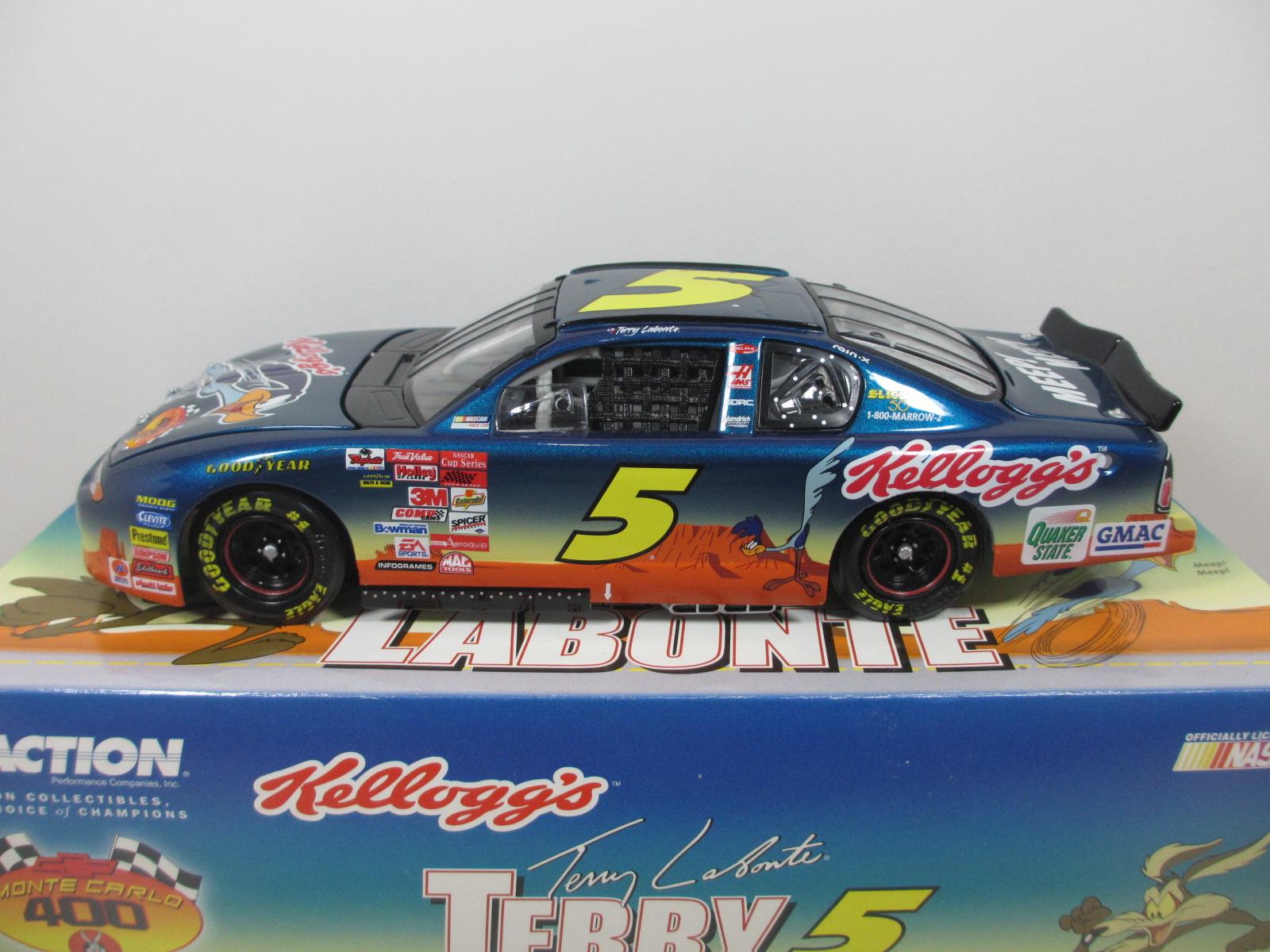1/24 Action Terry Labonte #5 2001 ロードランナー 24-119