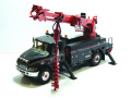 1/34 International  4400 Digger Derrick Utility truck 43-6
