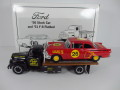 1/34 FIRST GEAR 1956 Stock Car & 1951 F6 Flatbed BENNETTS TOWING 43-8