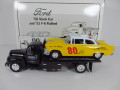 1/34 FIRST GEAR 1956 Stock Car & 1951 F6 Flatbed JC WHITNEY 43-9