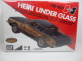 MPC 1/25  HURST HEMI UNDER GLASS  k-34