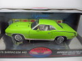 1/18 HWY 61  1970 CUDA 440 Sublime Green クーダ 18-105