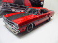 1/18  GMP  1970 Plymouth GTX Street Fighter  18-121