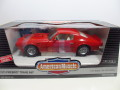 1/18  ERTL  1973 PONTIAC TRANS AM 455 Red/Whith  18-138