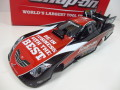 1/24  Auto World  2010  Toyota Camry  Cruz Pedregon  Snap-On  The Best  24-103