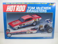 Revell  1/25  HOT ROD  Tom McEwen Dragsters  k-35