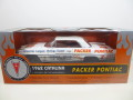 "1/18  ERTL Pontiac Catalina  'Packer Pontiac "" Drag  18-158"