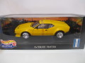 1/18  Hot Wheels DeTOMASO PANTERA  デトマソ パンテーラ 18-172
