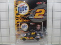 1/64 Action 2002 Rusty Wallace #2 Miller Lite ミラー ライト  64-75