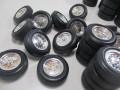 1/18   ディッシュ ホイール  wheels set  18-176