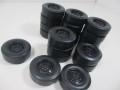 1/18  鉄ホイール  wheels set   18-175