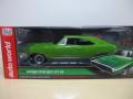 1/18  1970 Dodge Charger RT/SE  ダッチ チャージャー グリーン  18-193