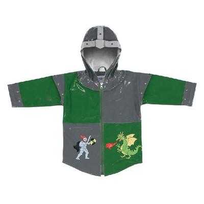 Kidorable raincoat dragon knight