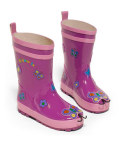Kidorable rainboots butterfly