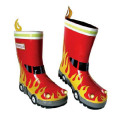 Kidorable rainboots fireman