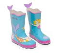 Kidorable rainboots mermaid