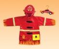 Kidorable raincoat fireman