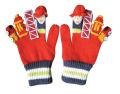 アメリカ キドラブル ファイアーマン ニット手袋