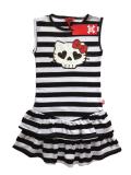 Hell Kitty Summer Skater Dress 地獄キティー夏のスケーターワンピース