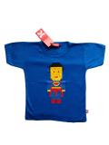 Lego Superman T-Shirt スーパーマン レゴモチーフ Tシャツ