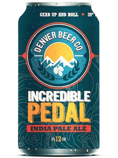 Denver Beer デンバービア / インクレディブルペダルIPA