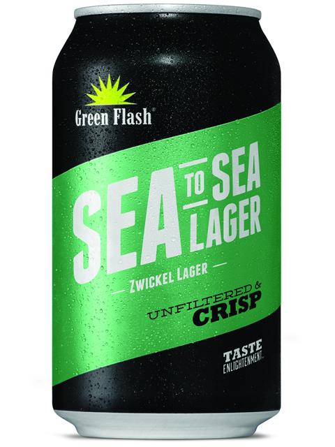 Green Flash グリーンフラッシュ / シー・トゥ・シー ラガー