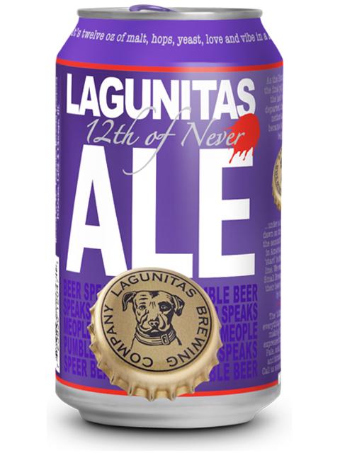 Lagunitas ラグニタス / 12th オブ ネバー