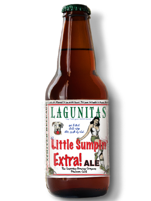 Lagunitas ラグニタス / リトルサンピン エクストラ!