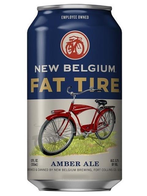 New Belgium ニューベルジャン / ファットタイヤ アンバーエール