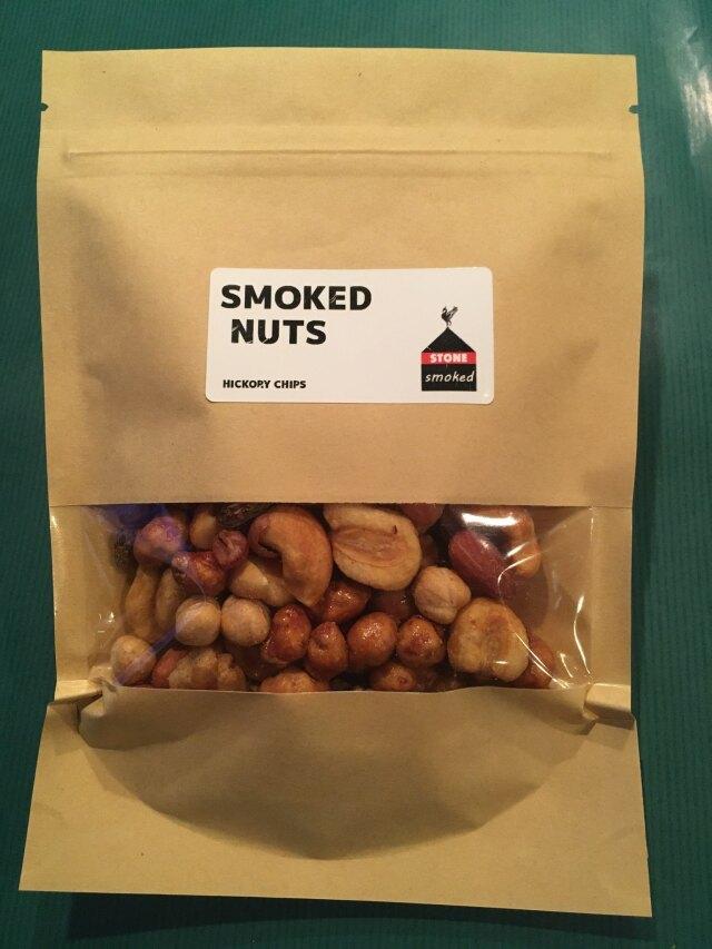 自家製 スモークナッツ