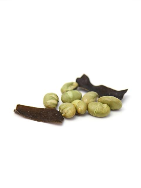 【その他豆菓子】 青豆と昆布 100g