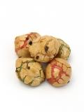 【落花生豆菓子】 昔ながらの彩り豆 100g