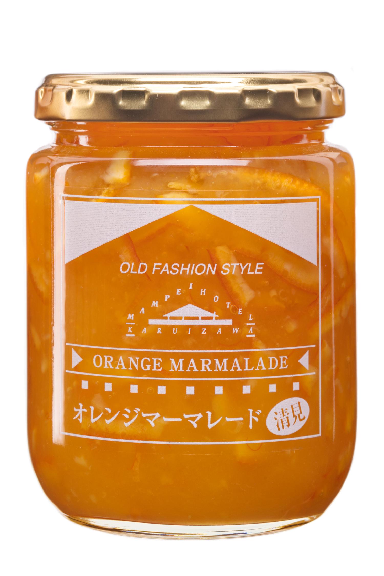 清見オレンジマーマレード