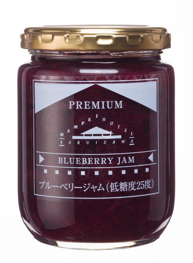 プレミアム低糖度ブルーベリージャム