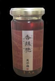 香辣脆170g(瓶)