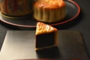 豆沙大月餅1個(黒あん)