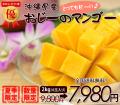 沖縄県産おじーのマンゴー